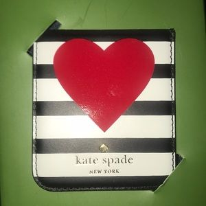 Kate Spade Card Stick on Pocket for Phone